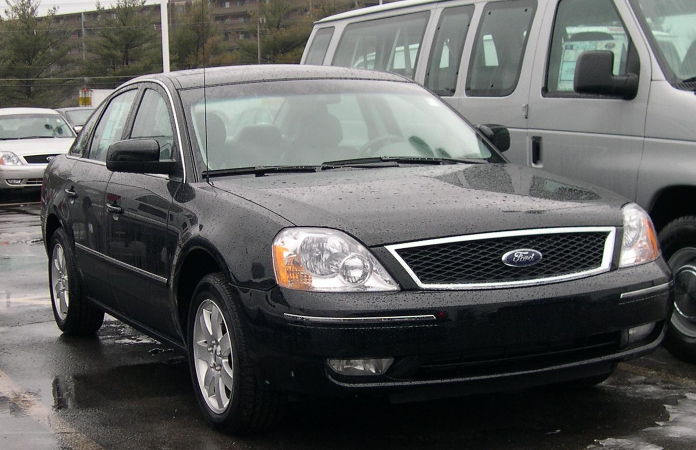 Ford Five Hundred #12