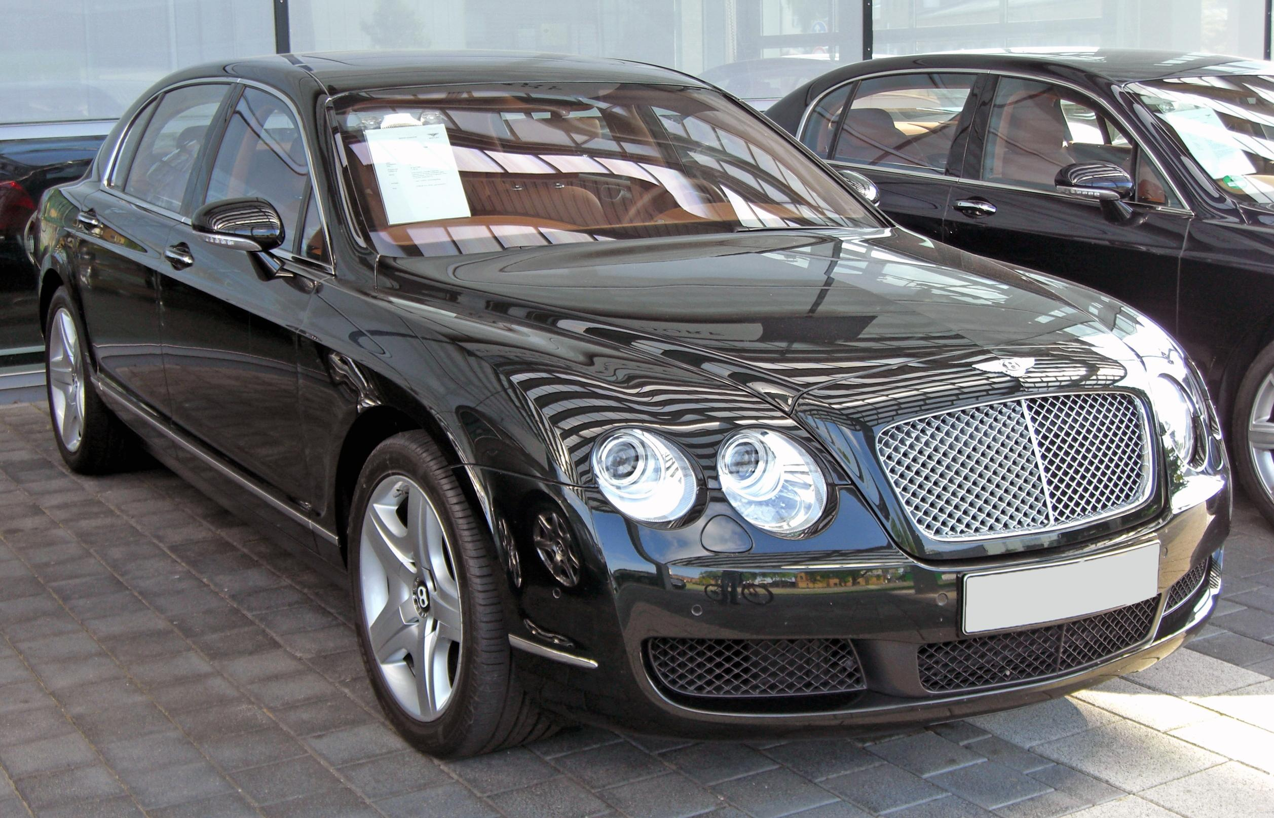 Bentley Continental Flying Spur #7