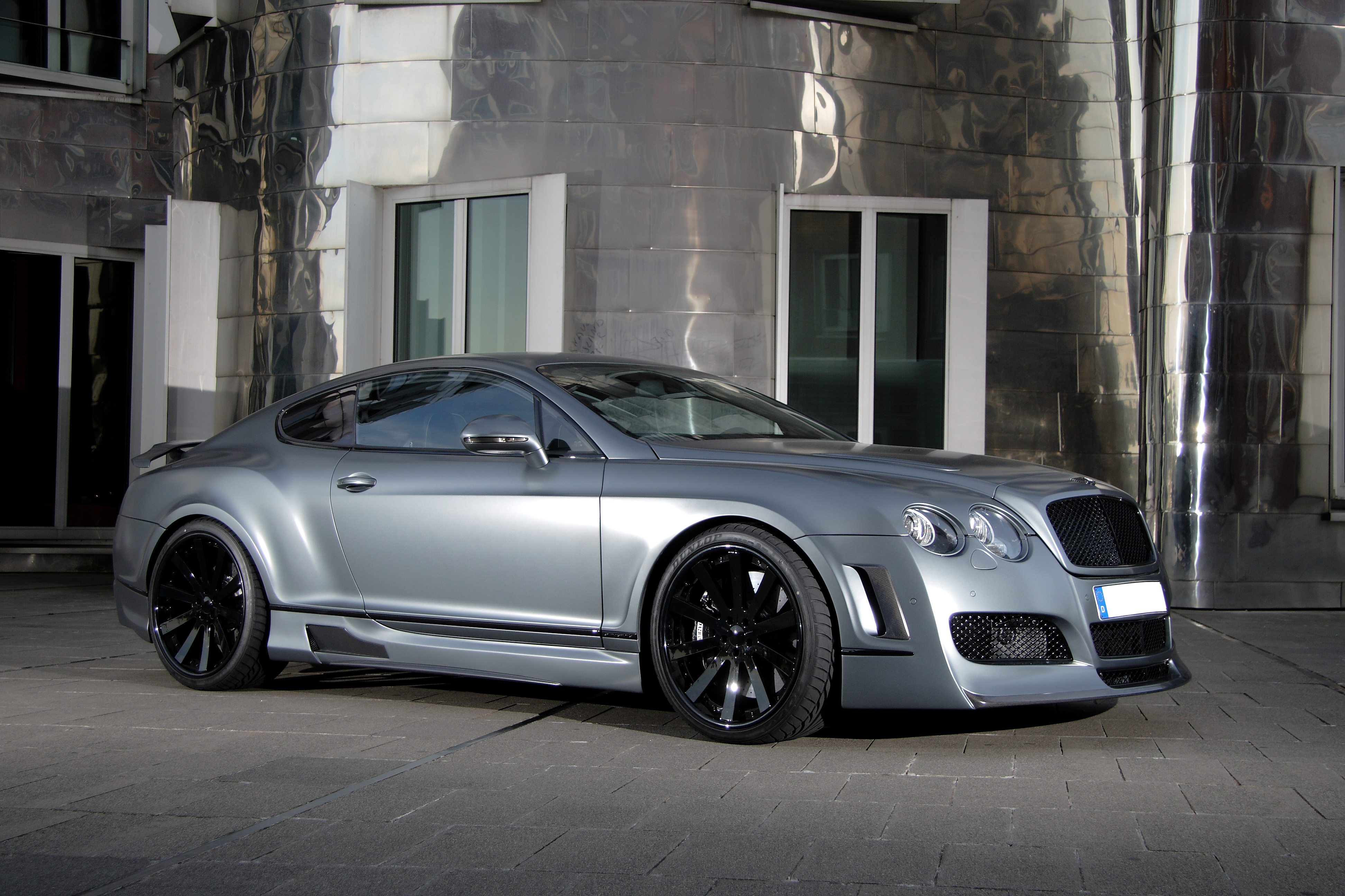 2010 Bentley Continental Gt #18