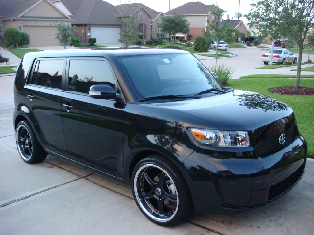 2009 scion xb photos informations articles. Black Bedroom Furniture Sets. Home Design Ideas