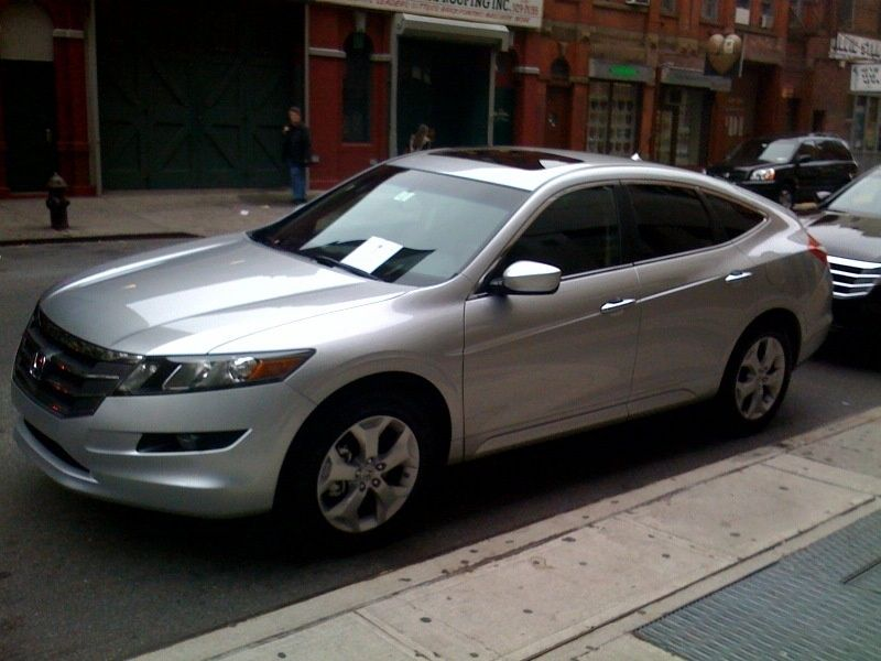 2010 Honda Accord Crosstour #9