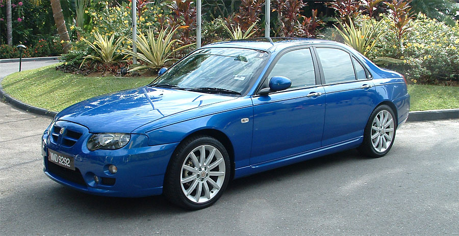 2001 MG Rover #3