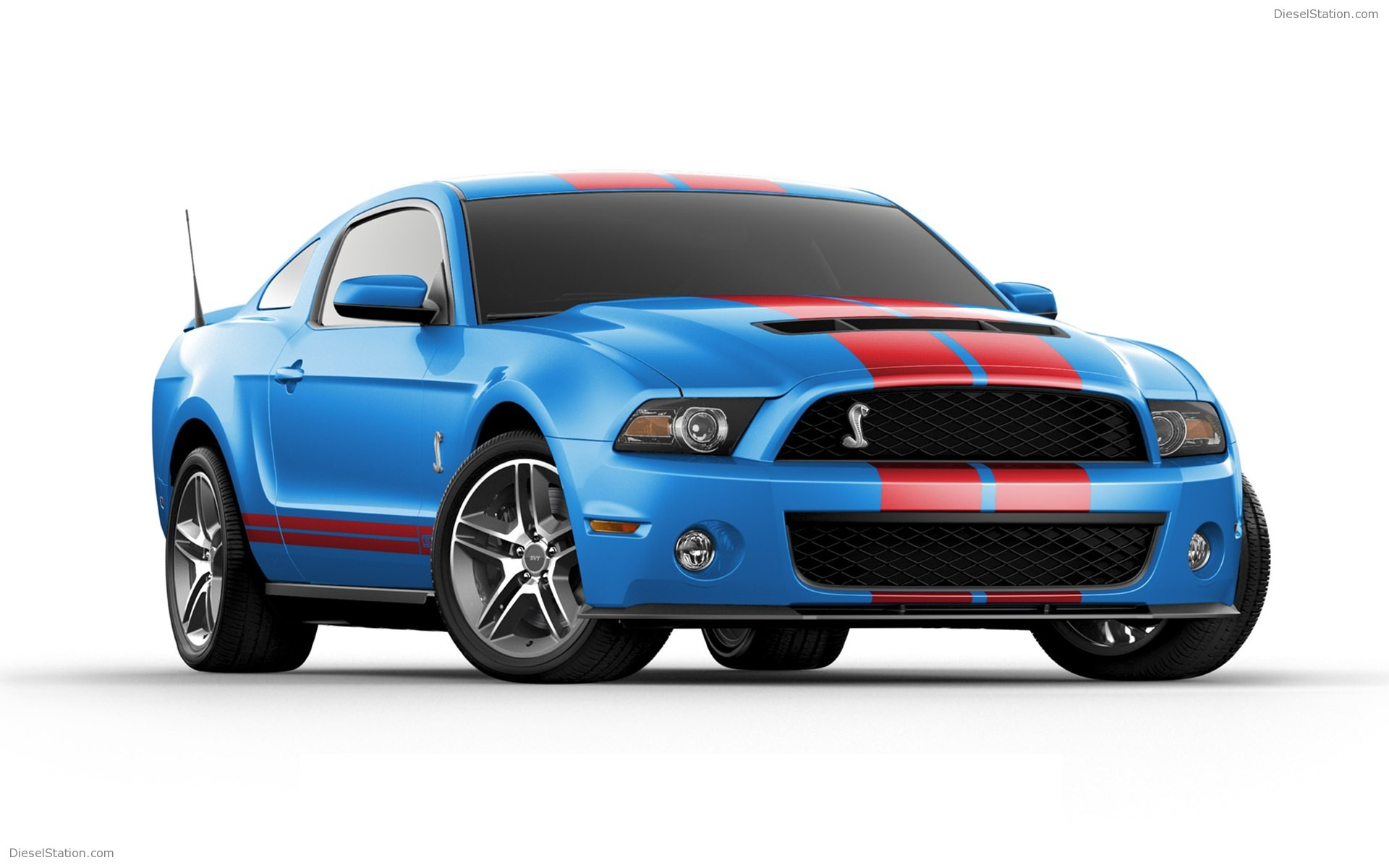 2012 Ford Shelby Gt500 #14