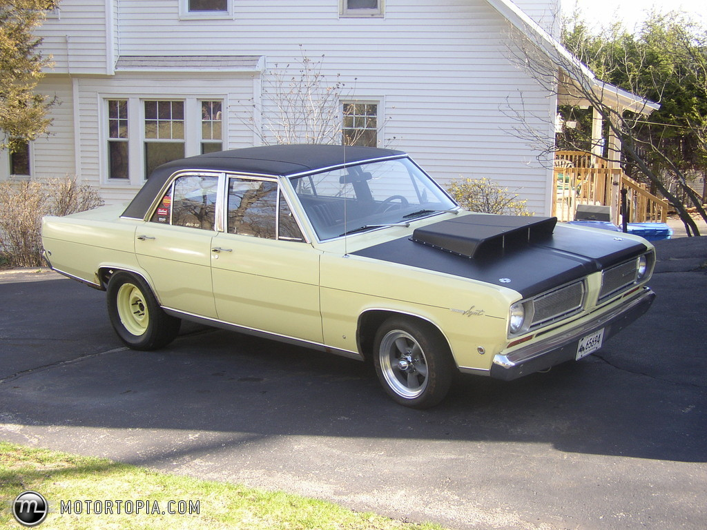 Plymouth Valiant #16