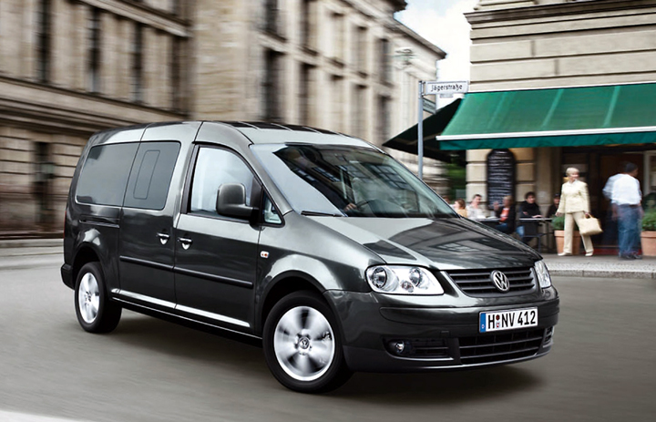2007 Volkswagen Caddy #12