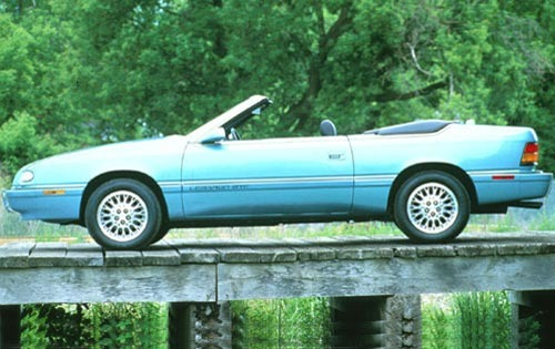 1995 Chrysler Le Baron #13