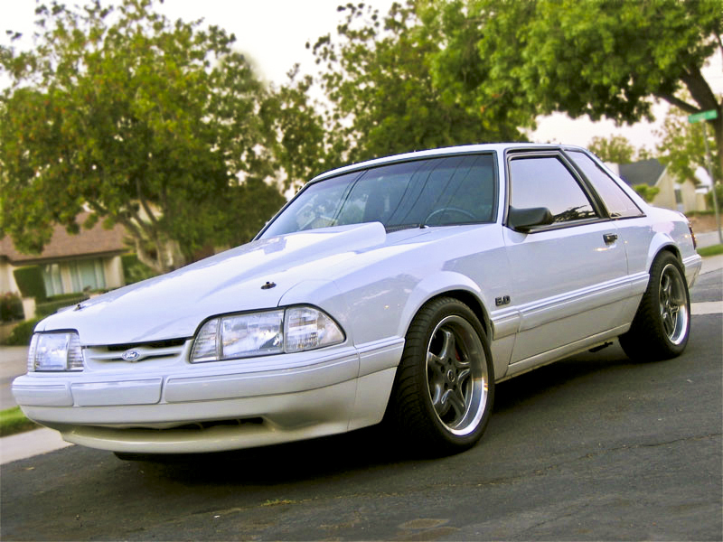 1992 Ford Mustang #8