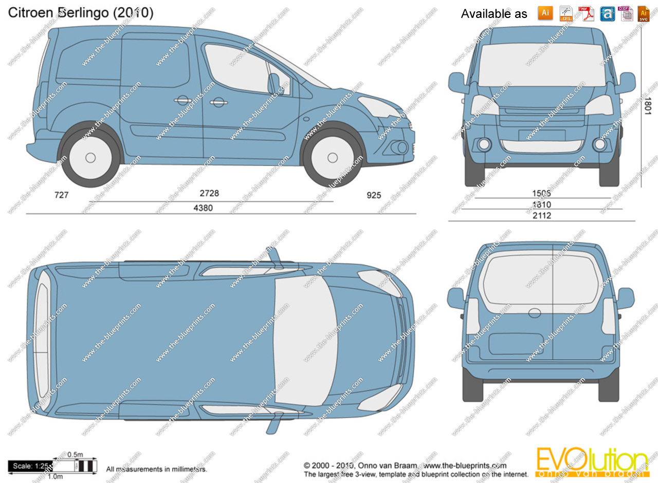 2010 Citroen Berlingo #17