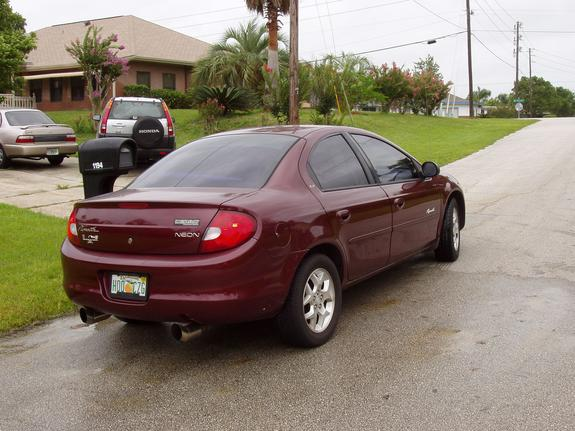 2001 Plymouth Neon #9
