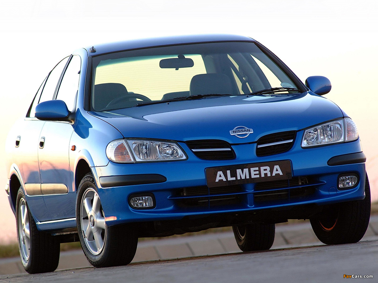 2000 nissan almera photos informations articles. Black Bedroom Furniture Sets. Home Design Ideas