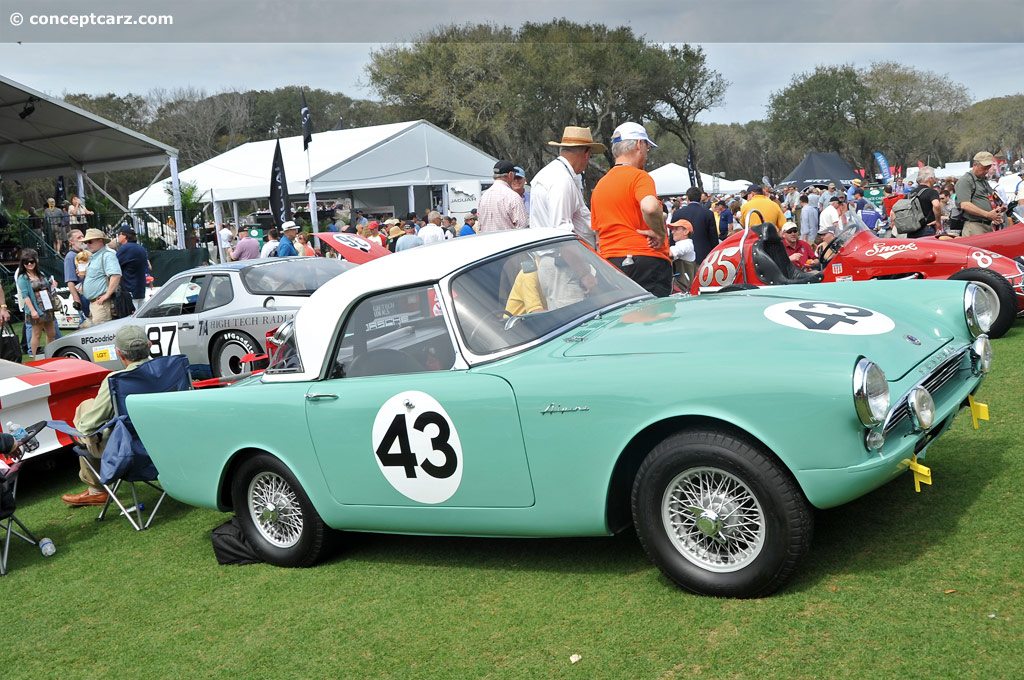 1962 Sunbeam Alpine #20