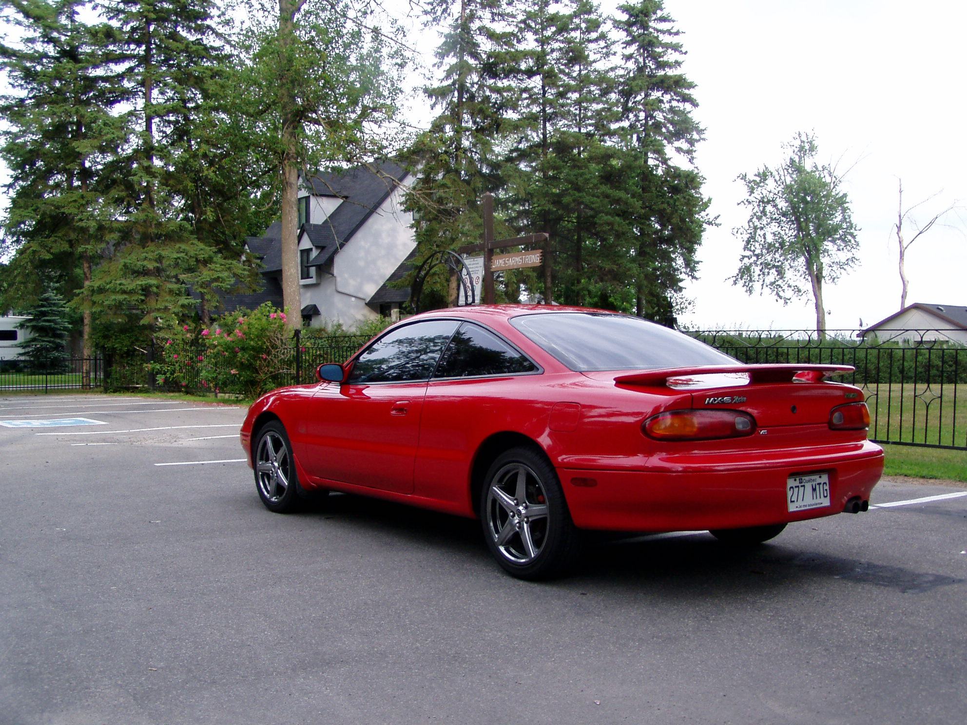 Mazda Mx-6 Photos  Informations  Articles
