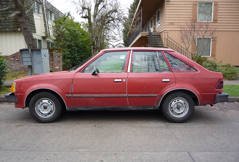 1990 Ford Orion #14