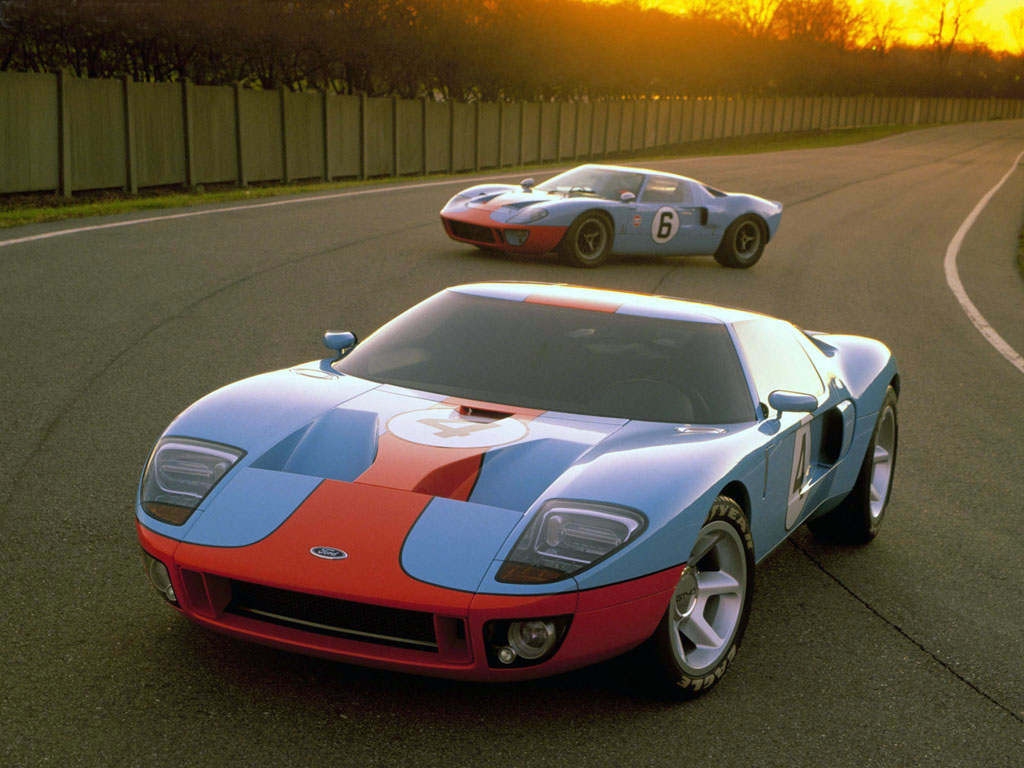 1969 Ford GT 40 #6