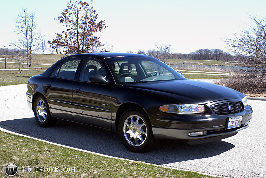 1998 Buick Regal #8