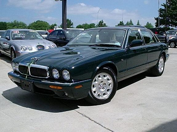 2001 Jaguar Xj-series #4