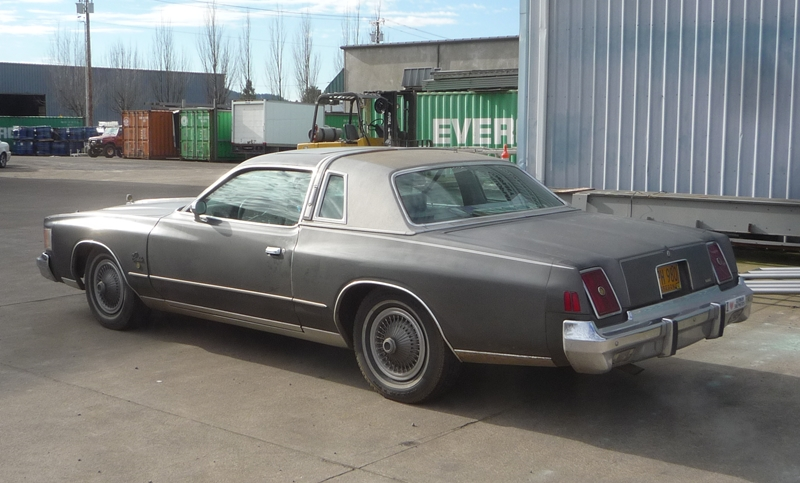 1978 Chrysler Cordoba #7