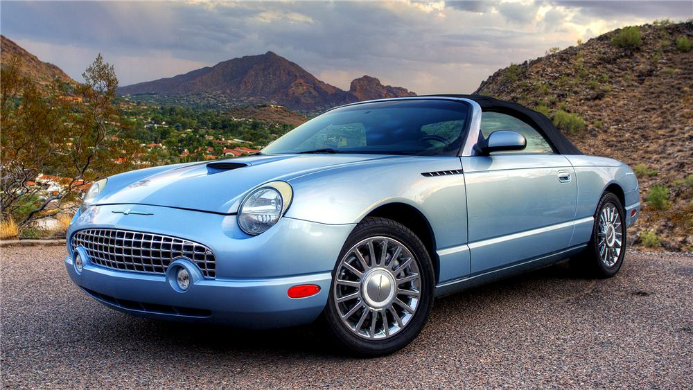 2004 Ford Thunderbird #4