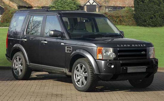 Land Rover Discovery 3 #17