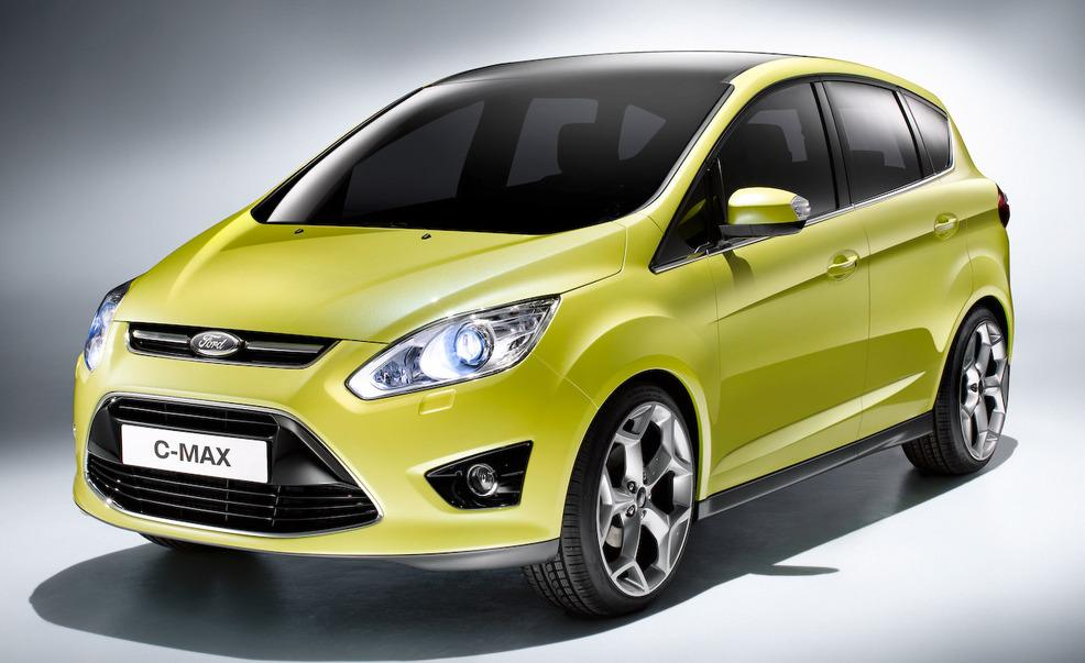 2011 Ford C-Max #17