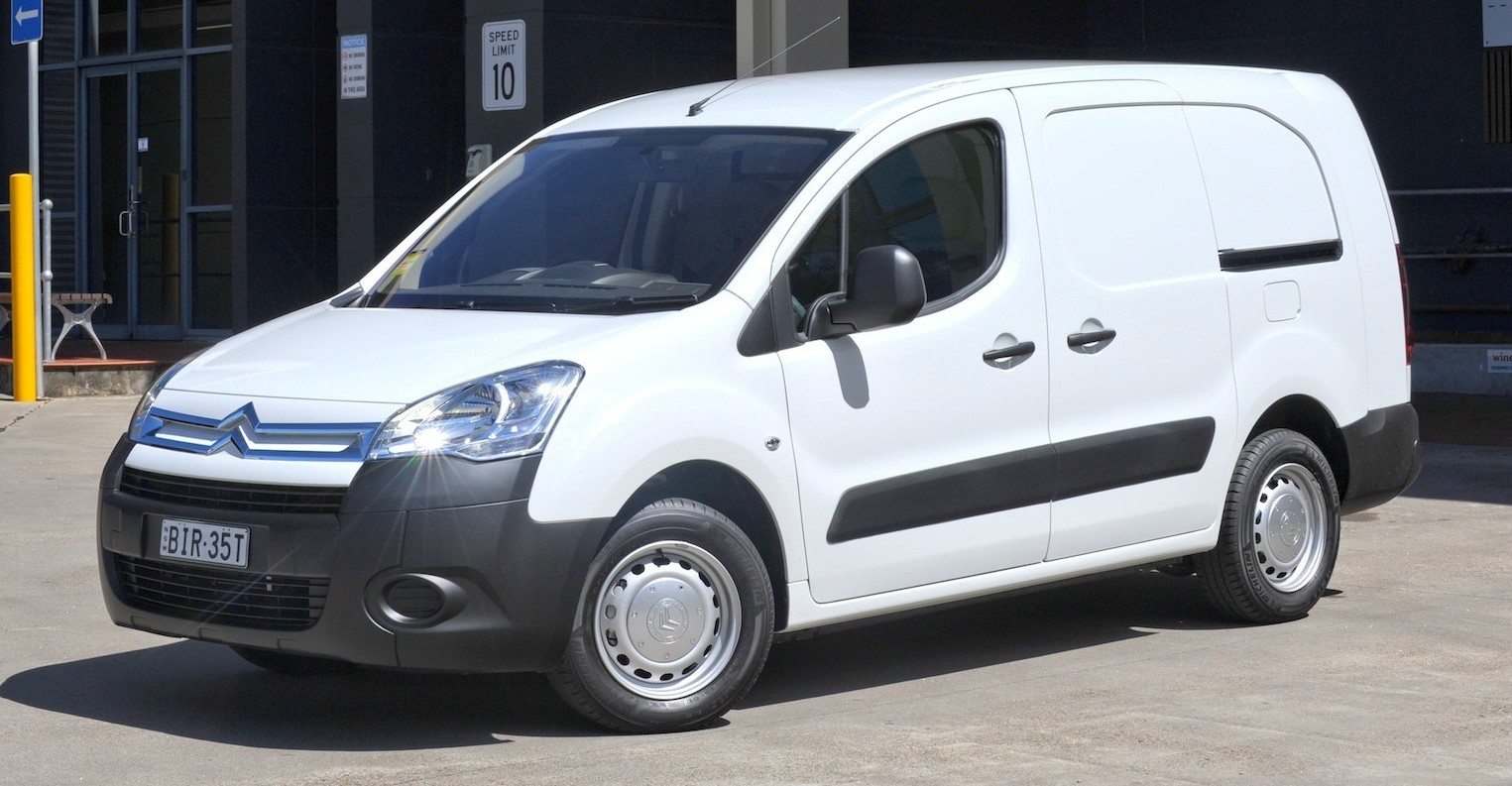 Citroen Berlingo #8