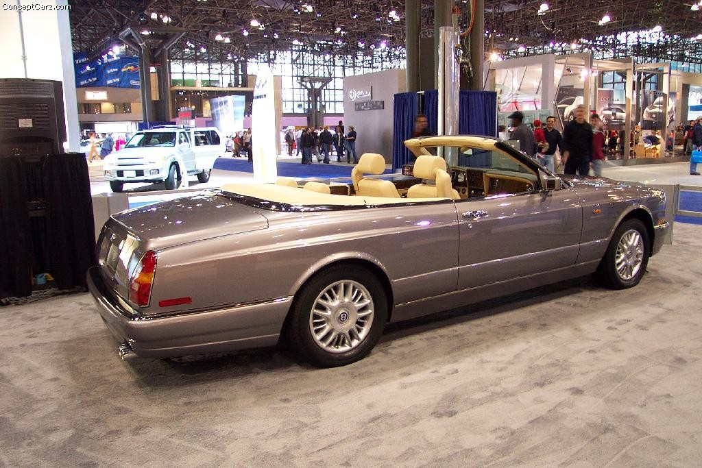 2002 Bentley Azure #7