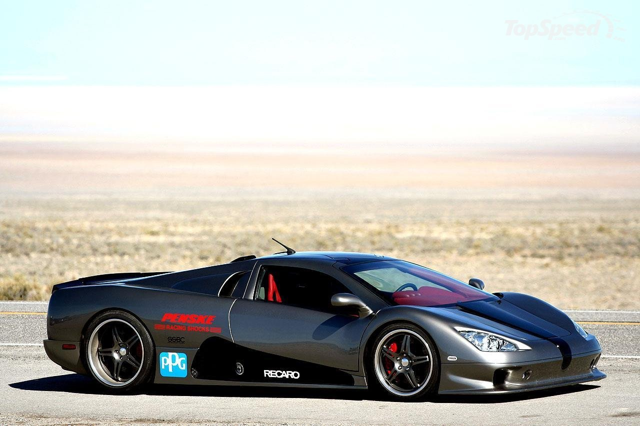 SSC Ultimate Aero #6