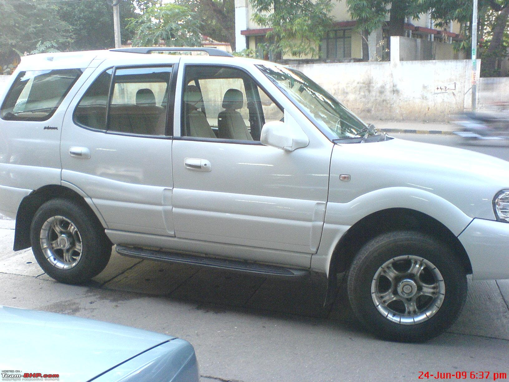 2006 Tata Safari #1