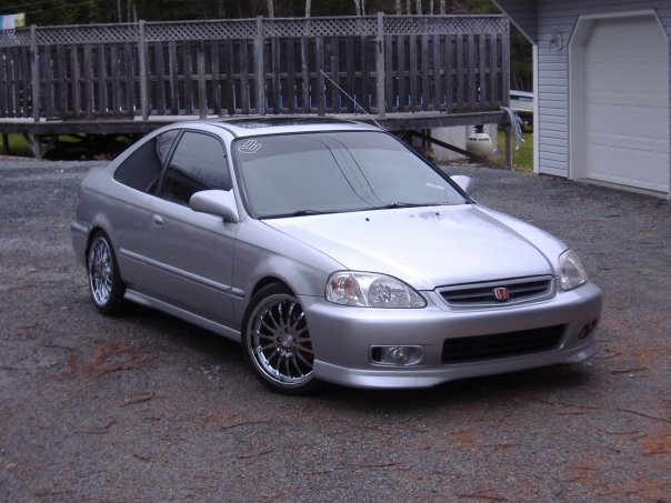 1999 Honda Civic #4