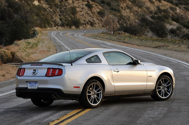 2011 Ford Mustang #9