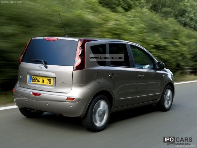 2011 Nissan Note #8