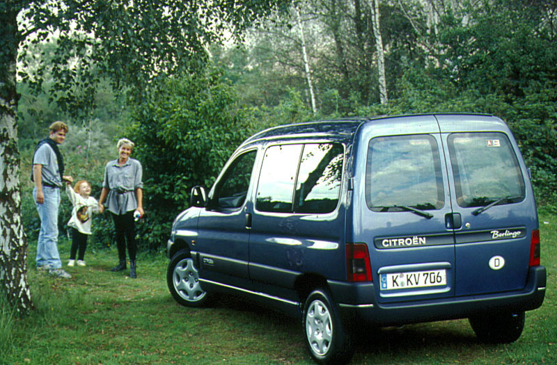 1997 Citroen Berlingo #11