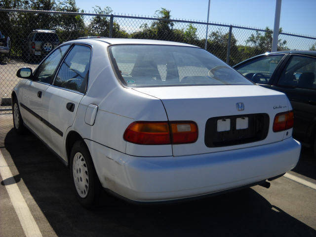 1992 Honda Civic #17