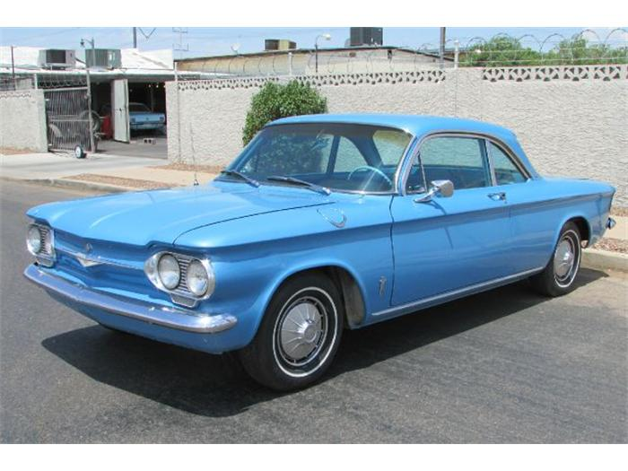 1961 Chevrolet Corvair #1