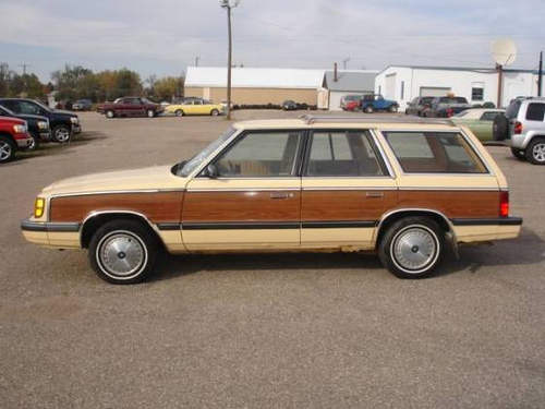 1985 Plymouth Reliant #10