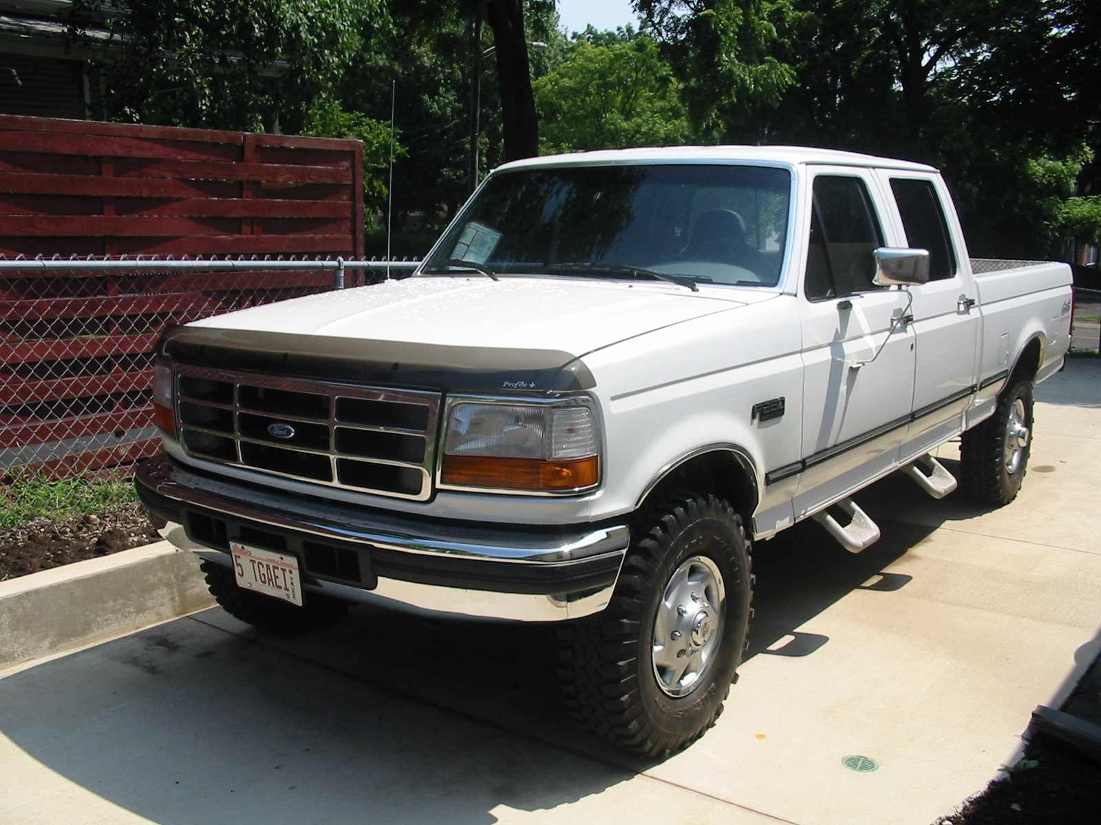 1996 Ford F-250 #1