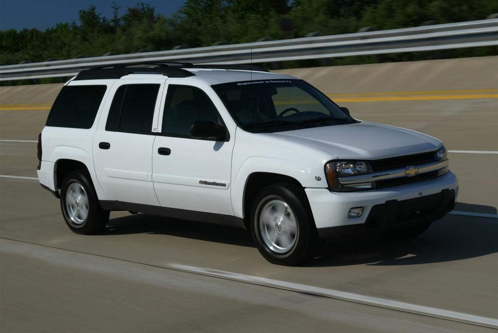 2004 Chevrolet Trailblazer #3