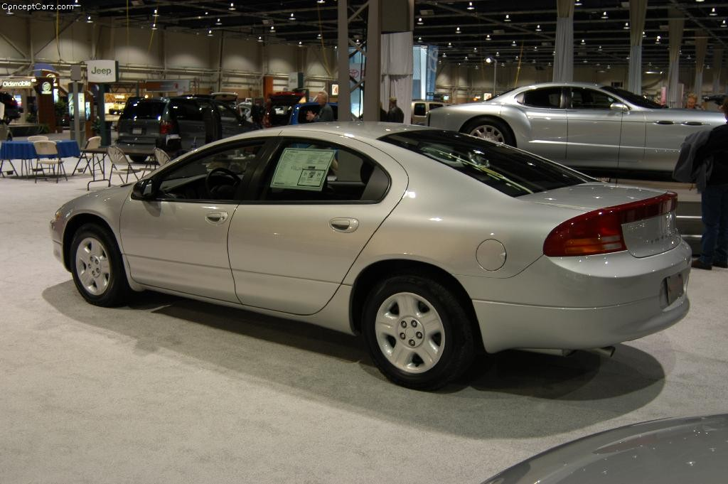 2003 Dodge Intrepid #9