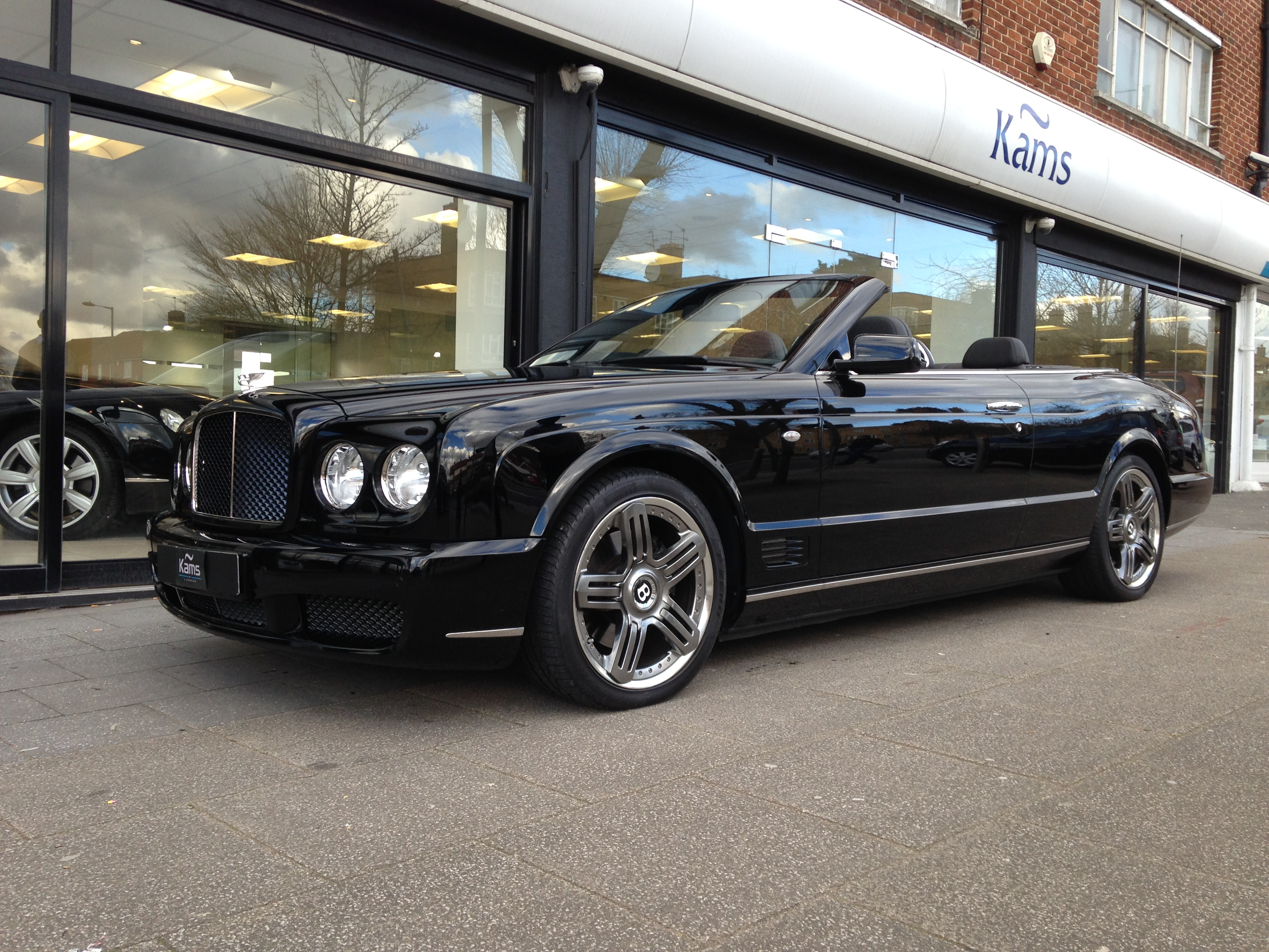 2008 Bentley Azure #9