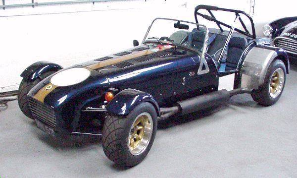 1991 Caterham Super 7 #5