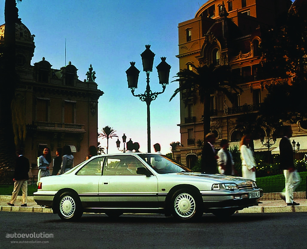 1988 Honda Legend #8