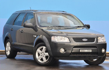 2007 Ford Territory #4