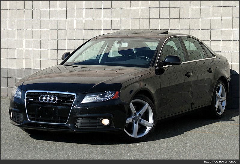 2009 audi a4 photos informations articles. Black Bedroom Furniture Sets. Home Design Ideas