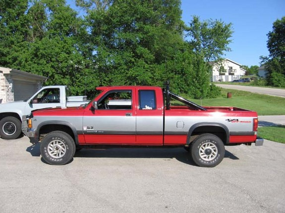 1992 Dodge Dakota #4