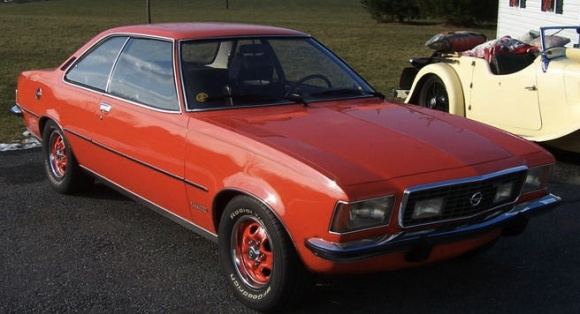 1972 Opel Commodore #15