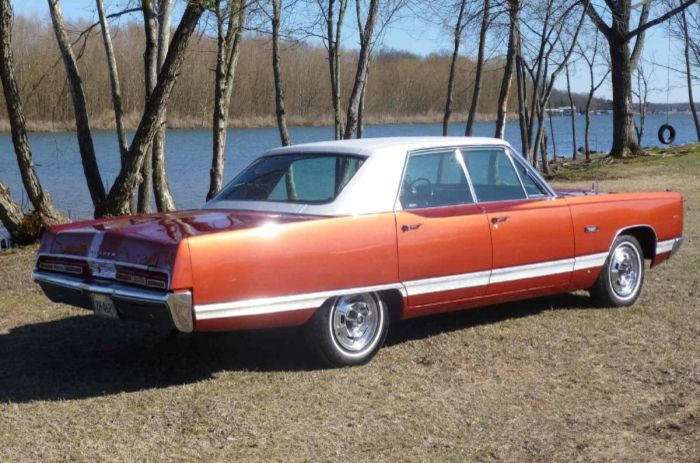 1967 Plymouth Fury #13