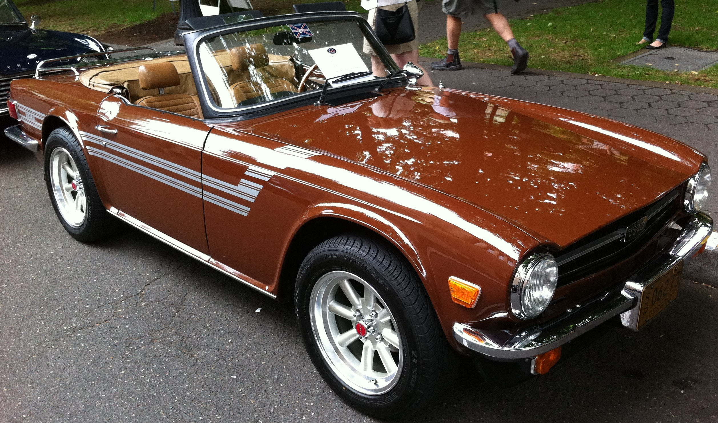 1976 Triumph TR6 Photos, Informations, Articles - BestCarMag.com