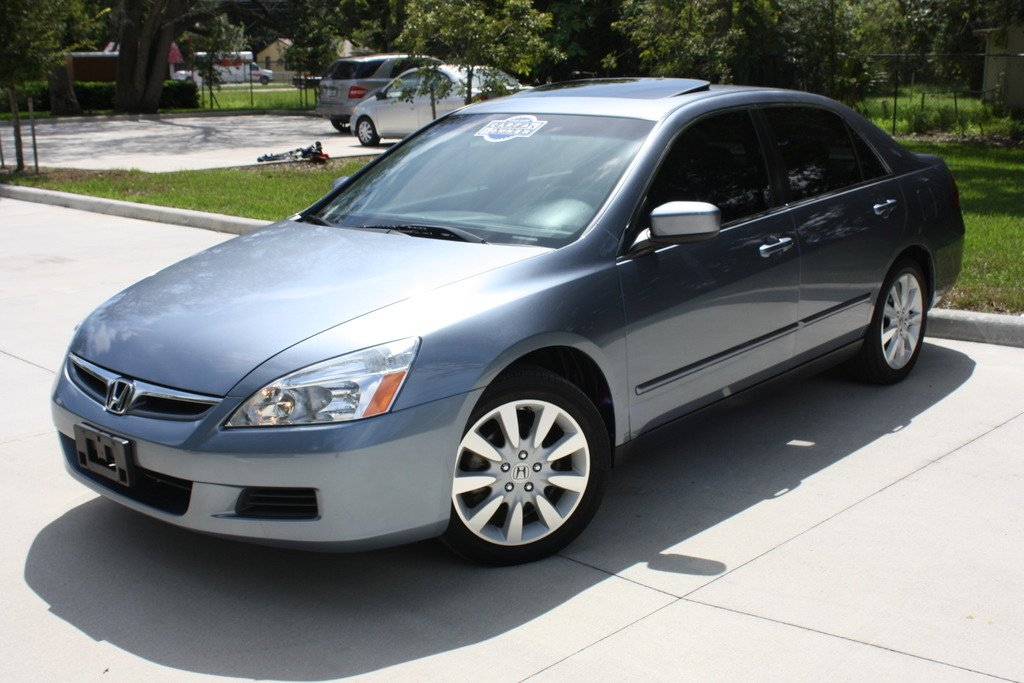 2007 Honda Accord #3