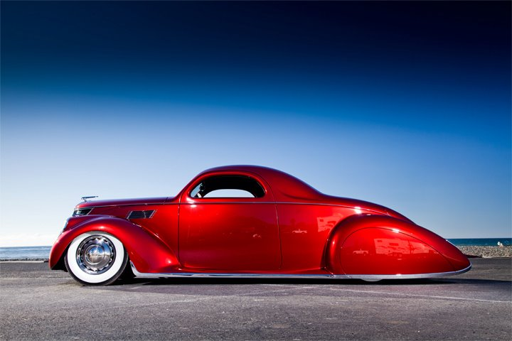 Lincoln Zephyr #10