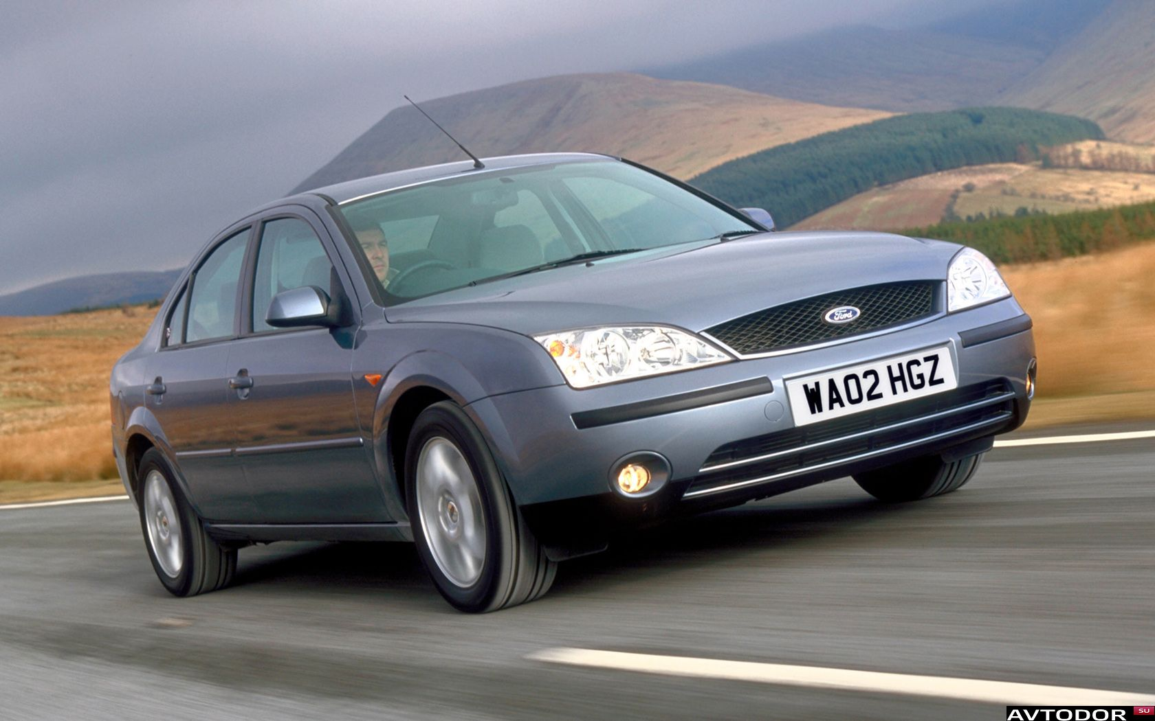 2002 ford mondeo photos informations articles. Black Bedroom Furniture Sets. Home Design Ideas
